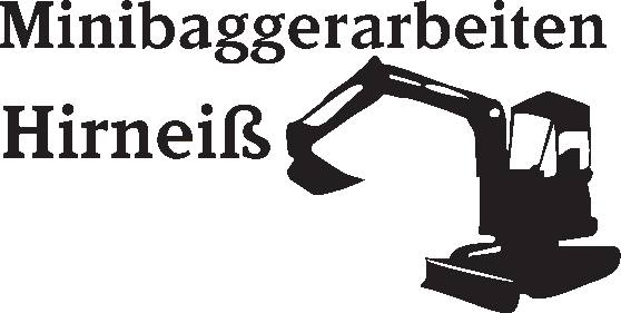 Minibaggerarbeiten Hirneis Logo