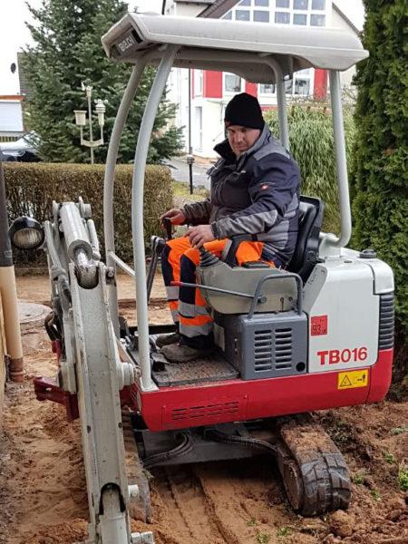 Stefan Hirneiß - Minibaggerbetrieb Hirneiß